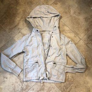 Canvas Grey Jacket